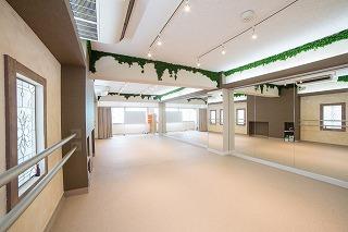 練馬 レンタルスタジオ の Sスタジオ は自然を感じる スタジオ です。