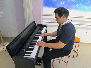 練馬 レンタルスタジオ は 88鍵 の 電子ピアノ があります。