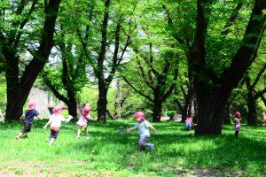 練馬区 は子育て世帯に人気の子供が多い地域です。