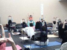 練馬 レンタルスタジオ で 朝活 ♪ フィットネス や ヨガ で綺麗になりましょう♡