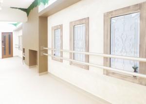 練馬 ダンススタジオ には固定式と可動式の レッスンバー があります。