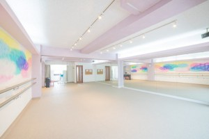 練馬スタジオ の Lスタジオは広さ60.5㎡ある広い レンタルスタジオ です。
