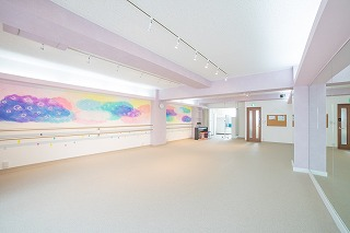 練馬 レンタルスタジオ の Lスタジオ です。
