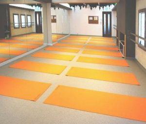 ヨガ教室 をやるなら 陽射しが明るく気持ちがいい 練馬 レンタルスタジオ ヨガマット