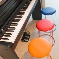 練馬 レンタルスタジオ には コルグ 88鍵 の電子ピアノ があります。