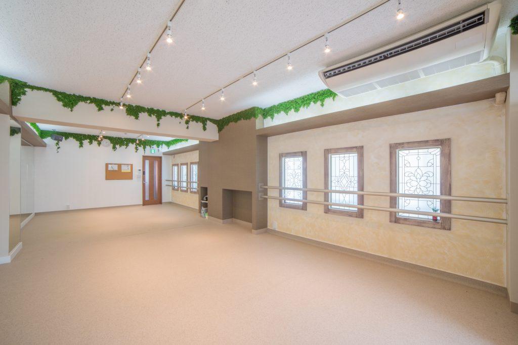 練馬 レンタルスタジオ のSスタジオです。