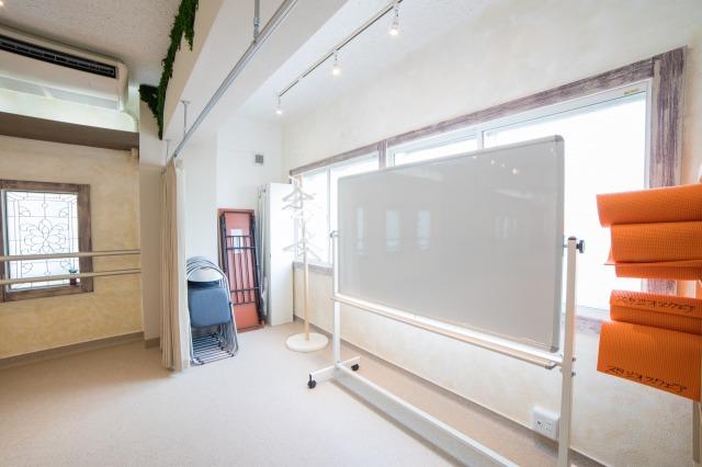 練馬RBスタジオ Shineスタジオ ホワイトボード