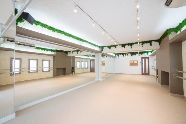 ベリーダンス教室 アンヌールベリーダンススタジオの開催場所 練馬RB Shineスタジオ